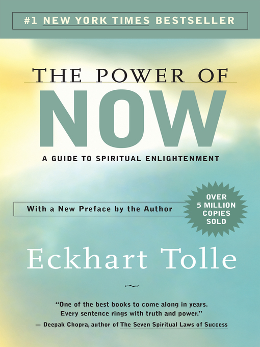 Title details for The Power of Now by Eckhart Tolle - Wait list